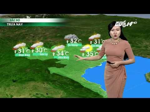 (VTC14)_Thời tiết 6h ngày 22/06/2017