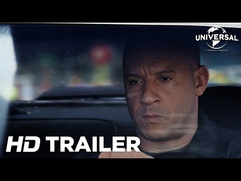 The Fate of the Furious Official Trailer 2