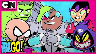 Video Teen Titans Go! | Evil Leader | Cartoon Network MP3, 3GP, MP4, WEBM, AVI, FLV Agustus 2018
