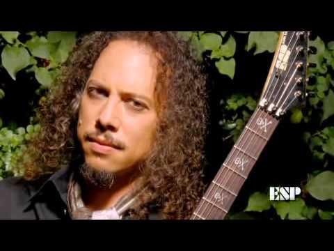 Kirk Hammett 25th Anniversary