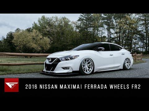 2016 Nissan Maxima | Ferrada Wheels FR2