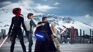 Darth Talon Gameplay! - Star Wars Battlefront 2 Mods