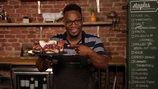 Ultimate Pork Belly Steamed Buns | Marcus Meacham by Tastemade