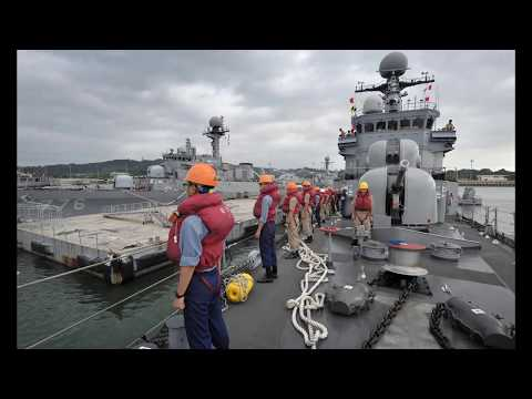 philippine navy - An overview to capability of Pohang Class Corvette from S. Korea.