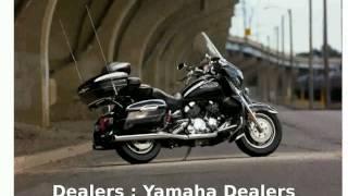 5. 2008 Yamaha Royal Star Venture S - motorbike & Transmission