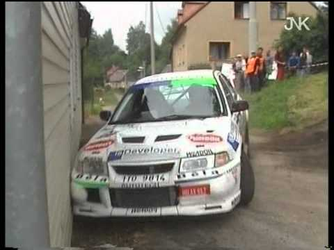 Rally Car Crashes