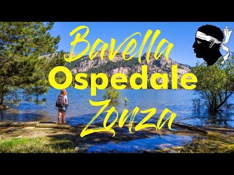 3 minutes Corse Zonza Bavella Ospedale - Corsica, France