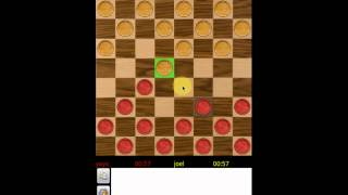 CHECKERS ONLINE (free) YouTube video
