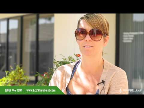 video:Michelle Likes Professional Service of EcoShield