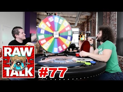 The Wheel of FRO Stopped on WHAT???: RAWtalk Photography Episode #077