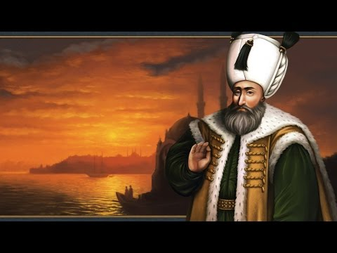 100 Great - 7: Suleiman the Magnificent