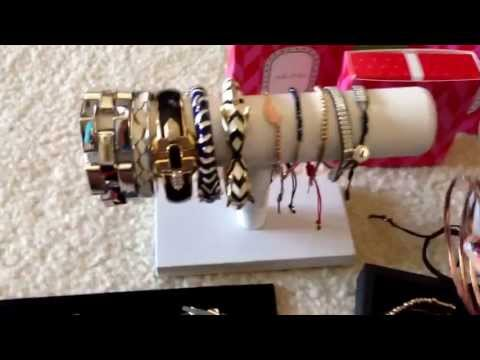 Stella & Dot Bracelets, Bangles, and Wraps Collection
