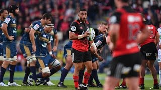 Crusaders v Brumbies Rd.1 Super Rugby Video Highlights 2017