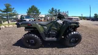 4. 2019 Polaris Industries SPORTSMAN 570 EPS - New ATV For Sale - Hudson, WI