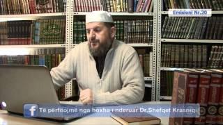 Nr.20 Pyetje Dhe Përgjigje Në Facebook - Dr. Shefqet Krasniqi