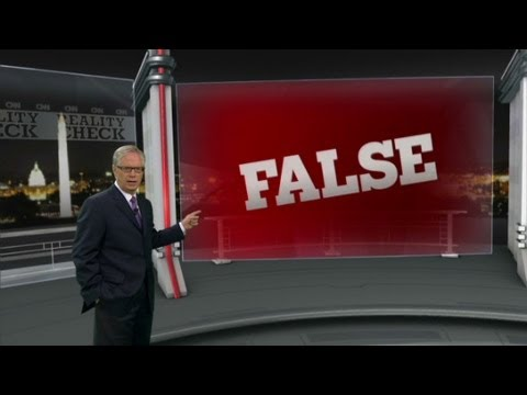 fact checking - CNN's Tom Foreman rates the claims made at the Presidential debate about jobs. Watch all of the debates LIVE at cnn.com/debates For more CNN videos, check ou...
