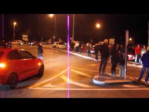 BARCELOS TUNING MOTOR SHOW 2013 - Passeio noturno