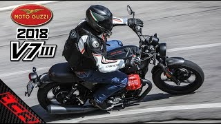 2. 2018 Moto Guzzi V7 Special Editions | Ride Review