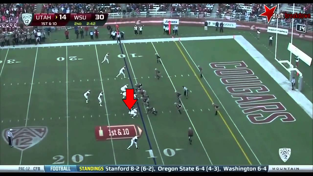 Jake Murphy vs Washington State (2013)