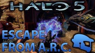 Gameplay Warzone - Escape from A.R.C.