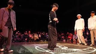 バフケロ (バファリン & KELO) vs Hibiki & REOU – JUSTE DEBOUT TOKYO 2020 POPPING BEST8