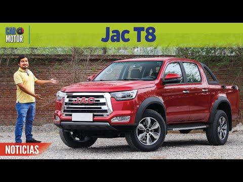 JAC T8 - Todo lo que debes saber   Car Motor