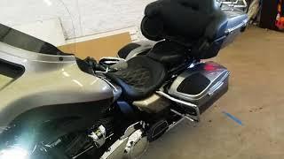 Harley street glide customized