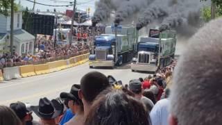Diesel musi dymić! Moc, moc i jeszcze raz moc na Truck Rodeo Notre-Dame-du-Nord 2016!