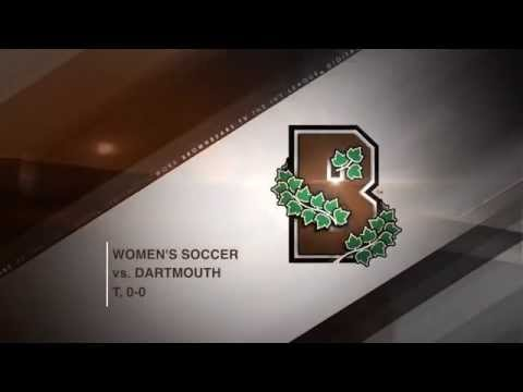 Highlights: Women's Soccer Earns 0-0 Draw with Dartmouth