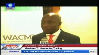 Harmonisation of ECOWAS Capital Markets