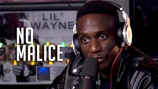 Hot 97 - No Malice Talks Documentary, Not Being Able to Listen to Pusha T's Music + His Spiritual Awakening