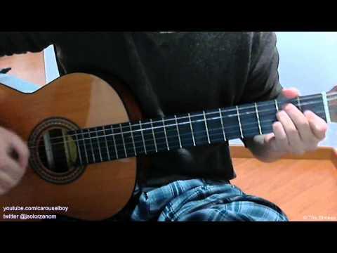 Reptilia guitar chords