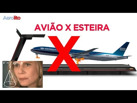 SE DECOLA DA ESTEIRA PODE VOAR DE RÉ? EP #261