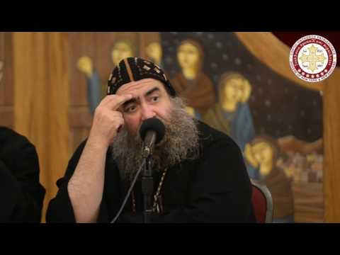 Bishop David's Weekly Meeting - 09-15-16 - HG Bishop Youannis & HG Bishop Beman