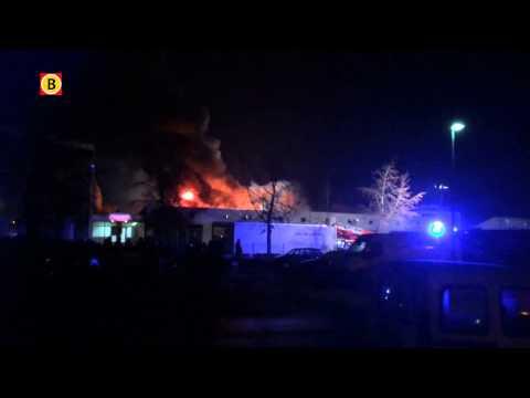 Scholieren uitgebrande scholen naar andere basisscholen Uden