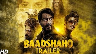 Nonton Baadshaho Official Trailer   Ajay Devgn  Emraan Hashmi  Esha Gupta  Ileana D Cruz   Vidyut Jammwal Film Subtitle Indonesia Streaming Movie Download