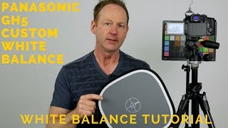 Panasonic GH5 White Balance Tutorial Setting Panasonic GH5 Custom White Balance Step By Step Video Guide... Here's several different methods for setting your custom White Balance on your Panasonic GH5. The process is similar for Canon and Nikon when it comes to setting your White balance for Videography.You can use a grey card or you can also set your Kelvin temperature manually. Or you can also include a Spyder Checker in your scene for setting your white balance in post production.In this video I show you how to correct your white balance in post using Adobe Premiere Pro and the Spyder Checker color target.Get Your 5 FREE Retouching Actions:  http://shutterslam.com/freeSubscribe to my YouTube Channel: https://goo.gl/0AyD4uRecommended Gear: https://shutterslam.com/blog/camera-gear/Online Digital Photography Courses: https://shutterslam.com/coursesCapture One Pro 10 Discount Code: AMBCRAIG——————————————————————————————Follow Me On Social Media...Facebook: https://www.facebook.com/CraigbecktaphotographyInstagram: https://instagram.com/craigbecktaTwitter: https://twitter.com/craigbeckta500 PX: https://500px.com/craigbecktahttps://www.youtube.com/user/CraigBecktaPortrait Photography and Portrait Retouching tutorials as well as camera and lens gear reviews.