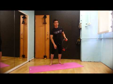 腹直肌 - https://www.facebook.com/pilates.AngusWong Pilates Ring 強化腹直肌及大腿內則肌肉www.winfitness.net.