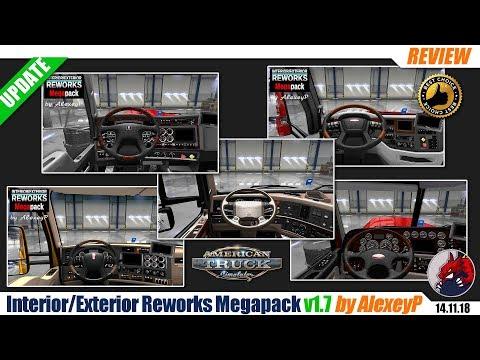 Interior/Exterior Reworks MEGAPack v1.7