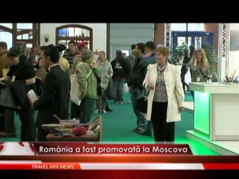 Romania a fost promovata la Moscova