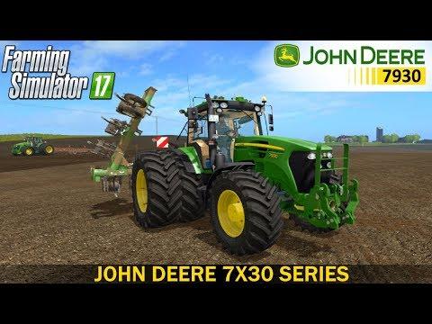 John Deere 7x30 Series v1.2.0