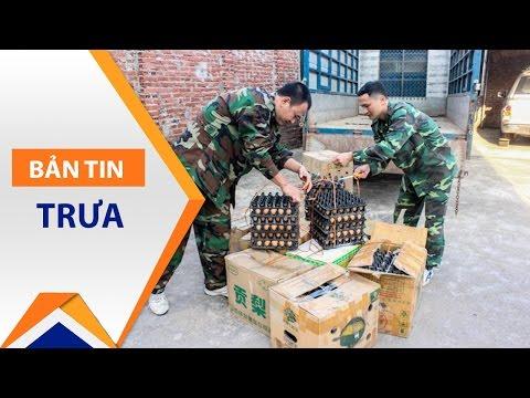 Quảng Ninh: Thu giữ 6 nghìn quả trứng gà 'lậu' | VTC1 - Thời lượng: 50 giây.
