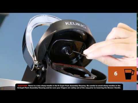 Keurig K55 Single Serve Programmable K Cup Pod Coffee Maker