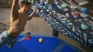 System Wall Progression - Episode 2 by Eric Karlsson Bouldering