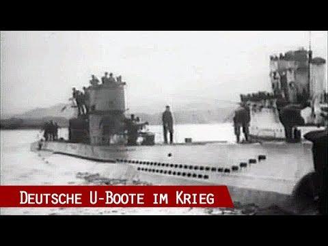Deutsche U-Boote im Ersten und Zweiten Weltkrieg
