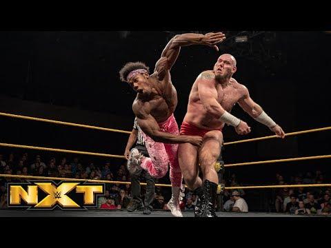 Velveteen Dream vs. Lars Sullivan: WWE NXT, Nov. 7, 2018