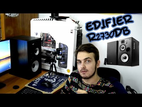 EDIFIER R2730DB REVIEW | Sound Tested (видео)