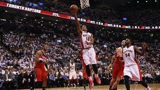 NBA - basket - Toronto Raptors - Terrence Ross - DeMar DeRozan