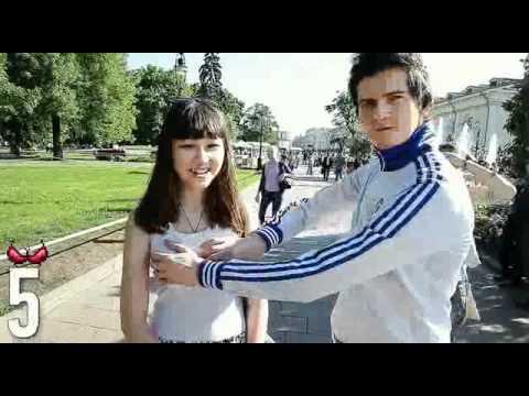 1000人斬妹子,可以讓這雙將要和普京握手的手摸一摸你的胸部嗎 !