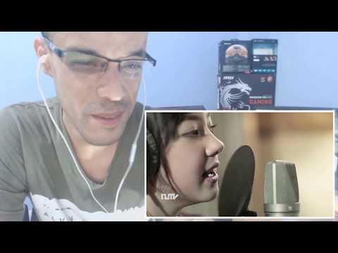 ไม่บอกเธอ - Bedroom Audio Ost.Hormones cover by Jannine Weigel (พลอยชมพู) ||REACTION|| جزائري (видео)
